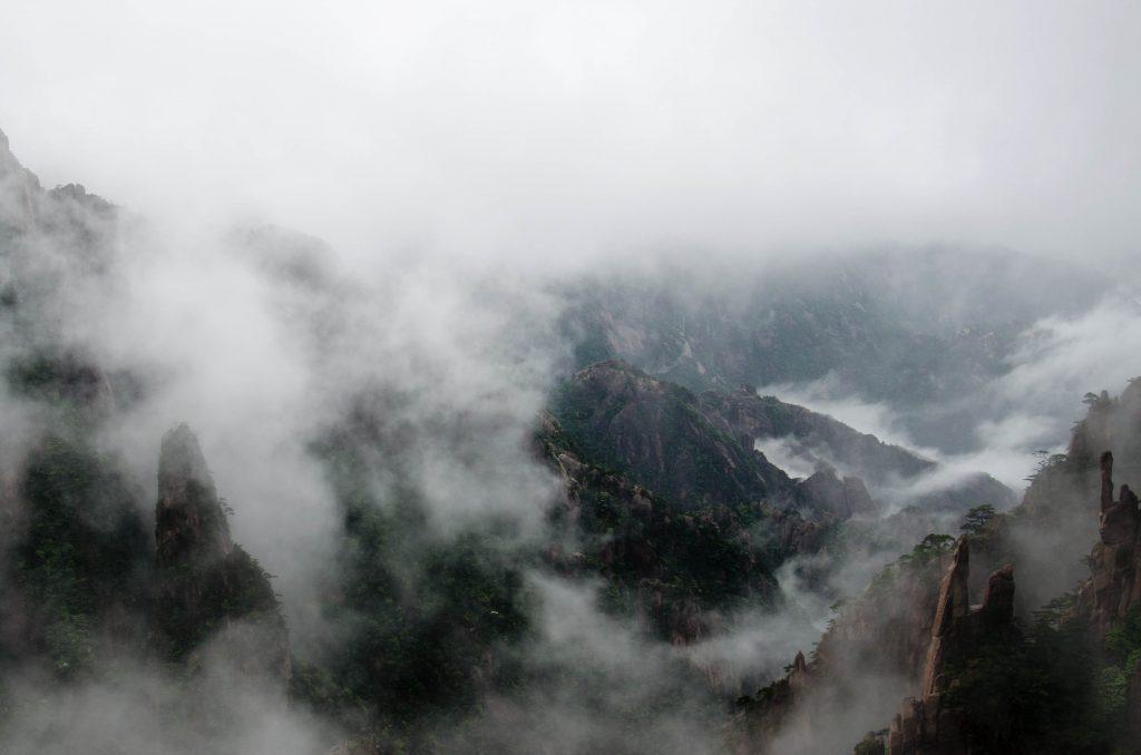 Qingcheng Mountains 1